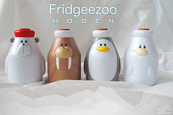 """あの大人気Fridgeezoo(フリッジーズー)が進化して 新しい仲間が""""フリッジーズー方言"""""""