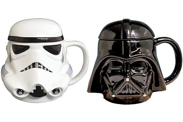 2015年のプレゼント交換に「STAR WARS」ははずせない【ダースベイダー3Dマグカップ】