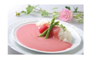 ピンクカレー 華貴婦人のピンク華麗(カレー)