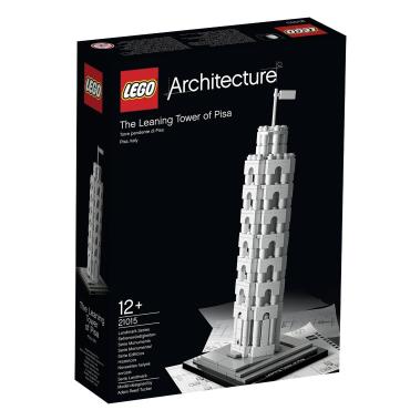 レゴ アーキテクチャー ピサの斜塔